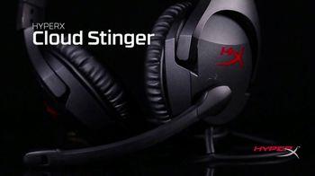 HyperX Cloud Stinger TV Spot, 'K.O.'