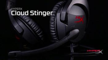 HyperX Cloud Stinger TV Spot, 'K.O.' - Thumbnail 2