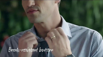 JoS. A. Bank Traveler Shirt TV Spot, 'Most Loved' - Thumbnail 4