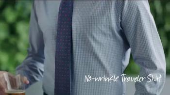 JoS. A. Bank Traveler Shirt TV Spot, 'Most Loved' - Thumbnail 6