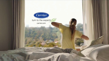 Carrier Corporation TV Spot, 'What Does Comfort Mean to You?' - Thumbnail 7