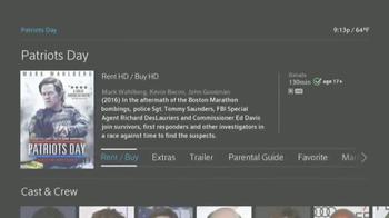 XFINITY On Demand TV Spot, 'Patriots Day' - Thumbnail 7