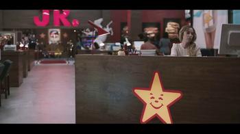 Carl's Jr. TV Spot, 'Carl Hardee Sr. Returns' Featuring Charles Esten - Thumbnail 1