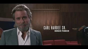 Carl's Jr. TV Spot, 'Carl Hardee Sr. Returns' Featuring Charles Esten - Thumbnail 4