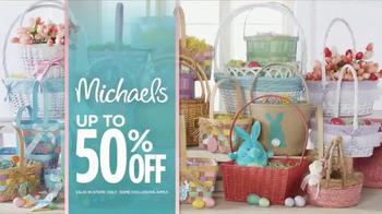 Michaels TV Spot, 'All Things Easter' - Thumbnail 3