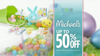 Michaels TV Spot, 'All Things Easter' - Thumbnail 5