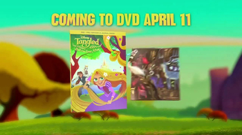 Tangled: Before Ever After Home Entertainment TV Spot - Thumbnail 9