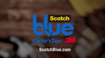 ScotchBlue Painter's Tape TV Spot, 'NBC: Wow Result' Feat. George Oliphant - Thumbnail 10