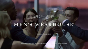 Men's Wearhouse Spring Style Event TV Spot, 'Master Tailors' - Thumbnail 8