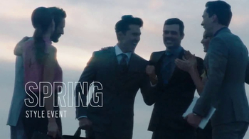 Men's Wearhouse Spring Style Event TV Spot, 'Master Tailors' - Thumbnail 2
