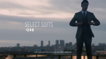 Men's Wearhouse Spring Style Event TV Spot, 'Master Tailors' - Thumbnail 4