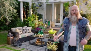 At Home TV Spot, 'Patio Space' - Thumbnail 3