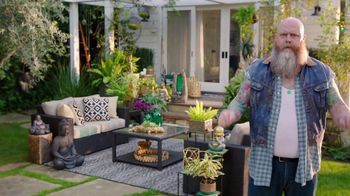 At Home TV Spot, 'Patio Space' - Thumbnail 4
