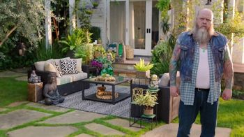 At Home TV Spot, 'Patio Space' - Thumbnail 5