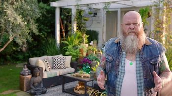At Home TV Spot, 'Patio Space'