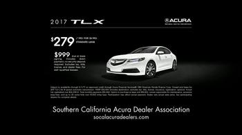 2017 Acura TLX TV Spot, 'Raise the Bar' [T2] - Thumbnail 8