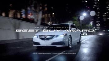 2017 Acura TLX TV Spot, 'Raise the Bar' [T2] - Thumbnail 3