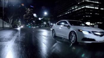 2017 Acura TLX TV Spot, 'Raise the Bar' [T2] - Thumbnail 4
