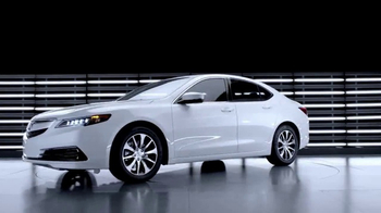 2017 Acura TLX TV Spot, 'Raise the Bar' [T2]