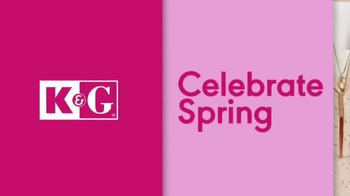 K&G Fashion Superstore TV Spot, 'Celebrate Spring'