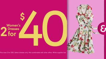 K&G Fashion Superstore TV Spot, 'Celebrate Spring' - Thumbnail 8