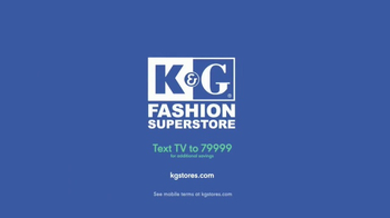 K&G Fashion Superstore TV Spot, 'Celebrate Spring: Suits' - Thumbnail 10