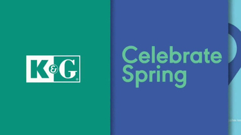 K&G Fashion Superstore TV Spot, \'Celebrate Spring: Suits\'