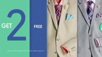 K&G Fashion Superstore TV Spot, 'Celebrate Spring: Suits' - Thumbnail 8