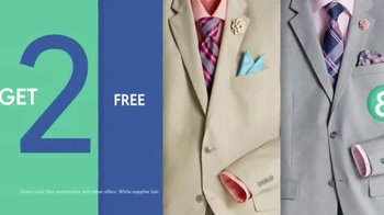 K&G Fashion Superstore TV Spot, 'Celebrate Spring: Suits' - Thumbnail 9