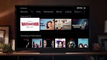 XFINITY Latino TV Spot, 'Watchathon Week 2017' [Spanish]