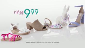Payless Shoe Source TV Spot, 'Caza de zapatos de Pascua' [Spanish] - Thumbnail 5