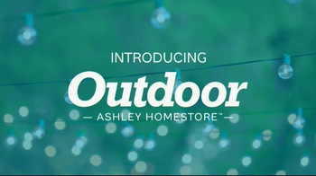 Ashley Homestore TV Spot, 'Outdoor Packages' - Thumbnail 1