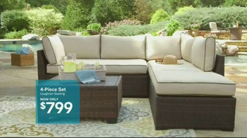 Ashley Homestore TV Spot, 'Outdoor Packages' - Thumbnail 5