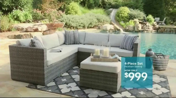 Ashley Homestore TV Spot, 'Outdoor Packages' - Thumbnail 6