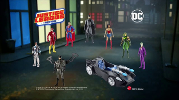 DC Justice League Action TV Spot, 'Light up the Night' - Thumbnail 6
