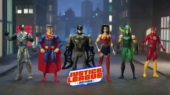 DC Justice League Action TV Spot, 'Light up the Night' - Thumbnail 2