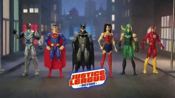 Justice League Action TV Spot, 'Race Into Battle' - Thumbnail 1