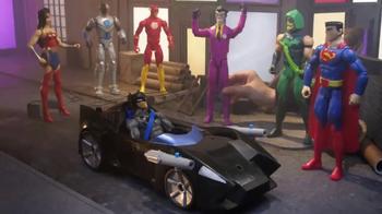 Justice League Action TV Spot, 'Race Into Battle' - 106 commercial airings