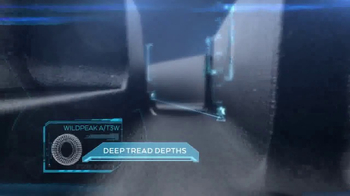 Falken Tire Wildpeak A/T3W TV Spot, 'Tread Depth'