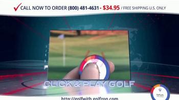 Golfwith Smart Marker TV Spot, 'Click & Play Golf' - Thumbnail 9