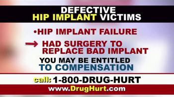 Danziger & De Llano TV Spot, 'Hip Implant and Hernia Mesh' - Thumbnail 4