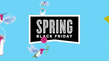 Lowe's Spring Black Friday TV Spot, 'John Deere Equipment' - Thumbnail 3