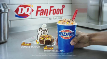 Dairy Queen Reese's Extreme Blizzard TV Spot, 'Treat Creation' - Thumbnail 9