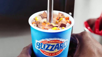 Dairy Queen Reese's Extreme Blizzard TV Spot, 'Treat Creation' - Thumbnail 8
