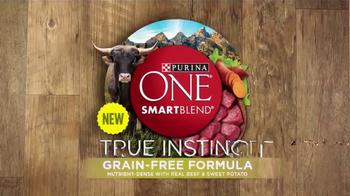 Purina One SmartBlend True Instinct TV Spot, 'Beef' - Thumbnail 4
