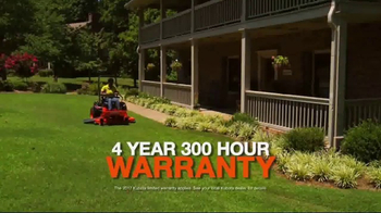 Kubota Orange Opportunity Sales Event TV Spot, 'Take Command' - Thumbnail 2