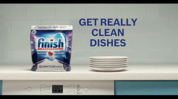 Finish Quantum Max TV Spot, 'Almost Clean' - Thumbnail 6