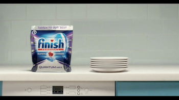 Finish Quantum Max TV Spot, 'Almost Clean' - Thumbnail 5