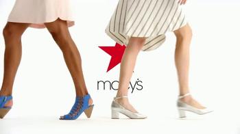 Macy's Semi Annual Diamond Sale TV Spot, 'Diamonds and Shoes' - Thumbnail 7