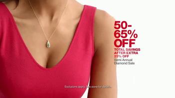 Macy's Semi Annual Diamond Sale TV Spot, 'Diamonds and Shoes' - Thumbnail 4